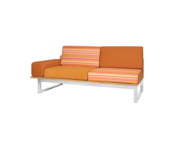 Oko Lounge right sectional seat by Mamagreen | Sofas