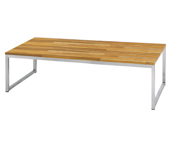 Oko dining table 275x90 cm w/o middle leg (random laminated top) by Mamagreen | Dining tables