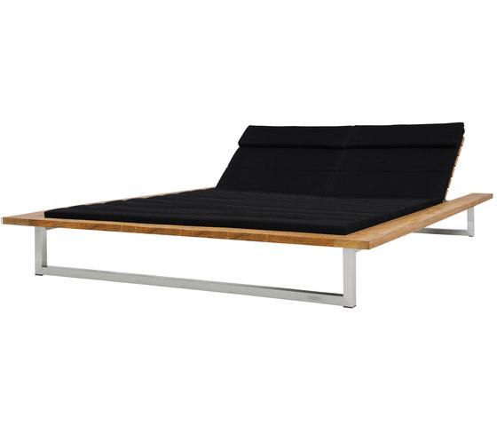 Oko double lounger by Mamagreen   Sun loungers