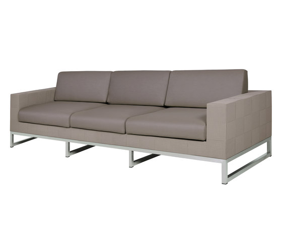 Quilt sofa 3-seater by Mamagreen | Sofas