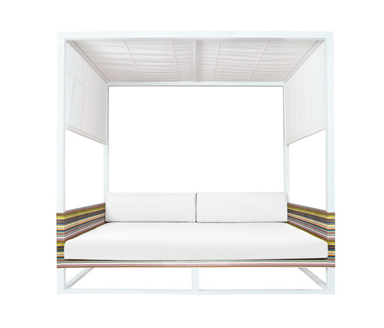 Stripe daybed by Mamagreen | Day beds / Lounger
