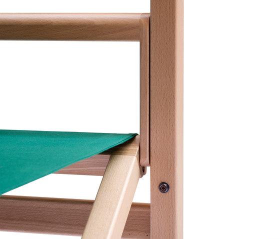Rolo seduta pieghevole di Internoitaliano | Sedie da giardino
