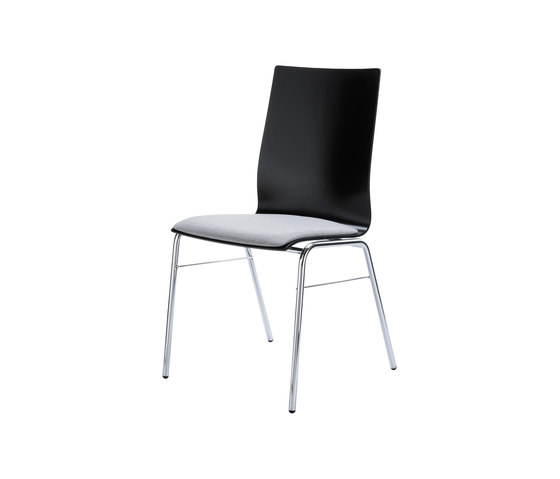 Set 1230 by BRUNE | Visitors chairs / Side chairs
