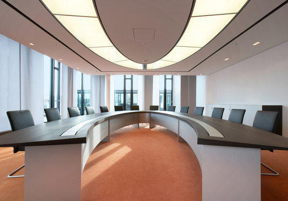 TIX Conference by Zoom by Mobimex | Conference table systems
