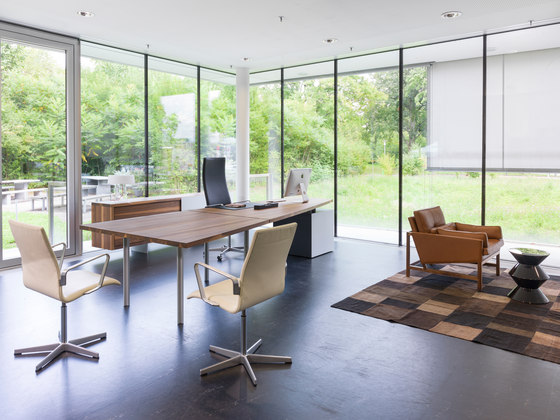 TIX Office von Zoom by Mobimex | Schreibtische