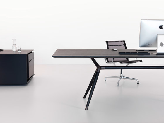 X2 Office by Zoom by Mobimex | Pedestals