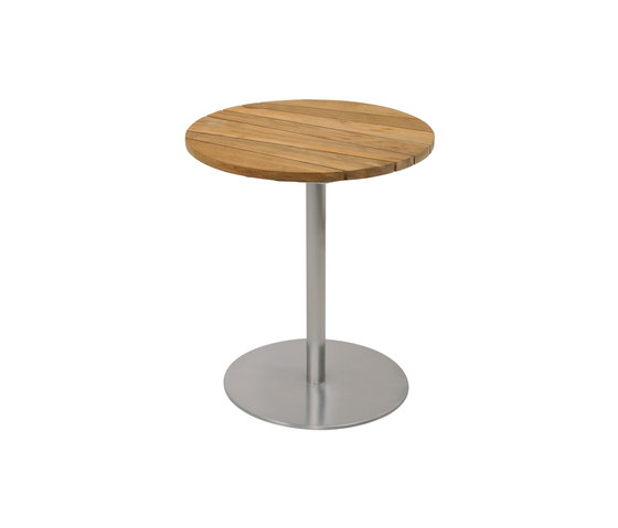 Gemmy dining table 60 cm base d bistro tables from - Table largeur 60 cm ...