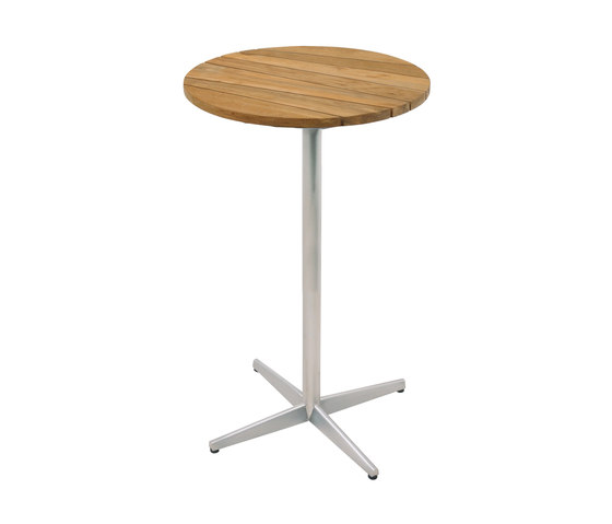 Gemmy bar table Ø 60 cm (Base A) by Mamagreen | Standing tables