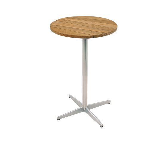 Gemmy counter table Ø 60 cm (Base A) by Mamagreen | Standing tables