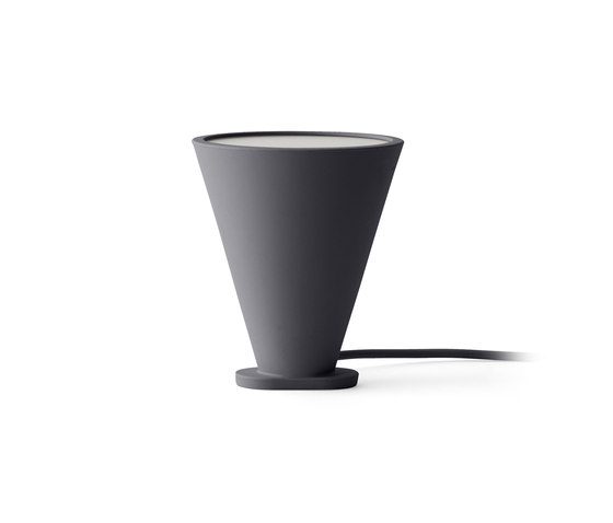 Bollard Lamp   Carbon by MENU   General lighting