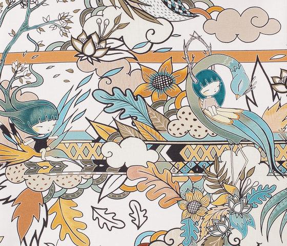 Selva Cobre de Equipo DRT | Tejidos decorativos