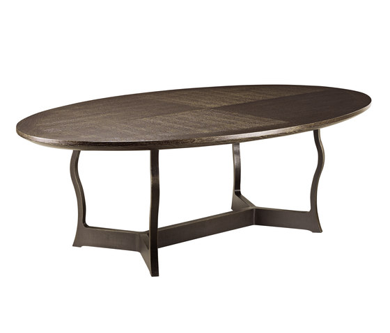 Erasmo dining table de Promemoria   Tables de repas