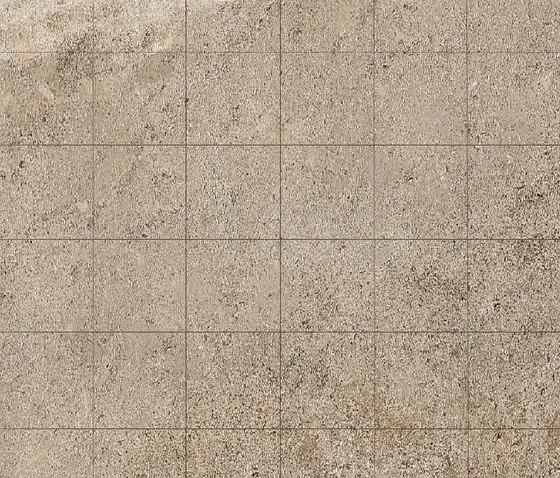 Blend Stone | Nut Mosaic A by TERRATINTA GROUP | Ceramic mosaics