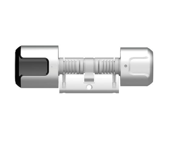 MATRIX AIR Telescopic Cylinder by dormakaba | Door locks