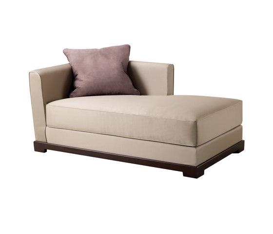 Wanda chaise longue di Promemoria | Dormeuse