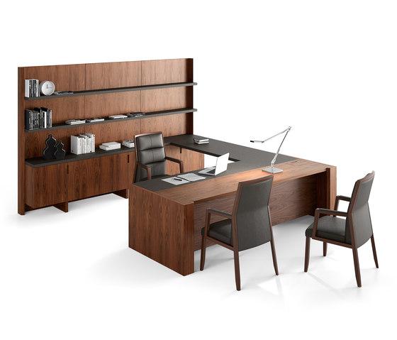 Freeport sistema despacho con libreria de Ofifran | Aparadores / cómodas