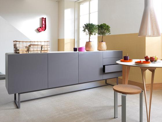 vifian'loop di Vifian Möbelwerkstätten AG | Credenze