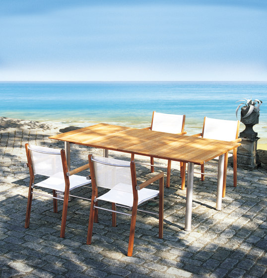 Domido table di Fischer Möbel | Dining tables