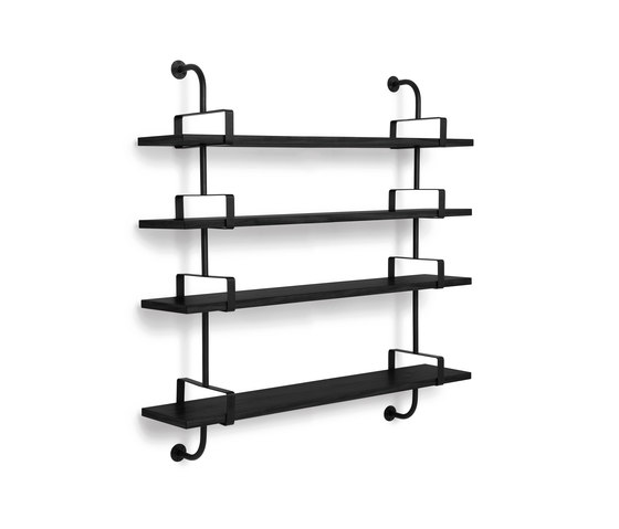 Dèmon Shelf | 4 Shelf de GUBI | Estantería