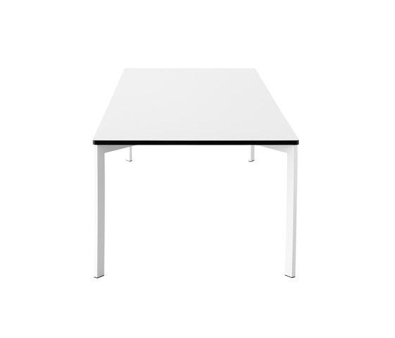 Y!Table von GUBI | Kantinentische