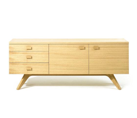 Cross sideboard by Case Furniture   Sideboards