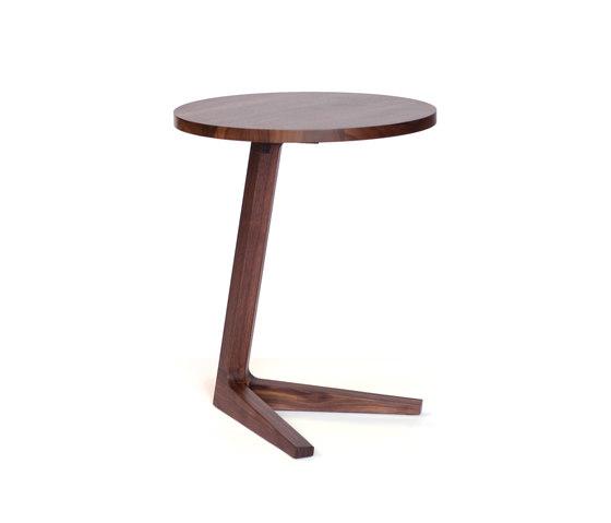 Cross side table von Case Furniture   Beistelltische