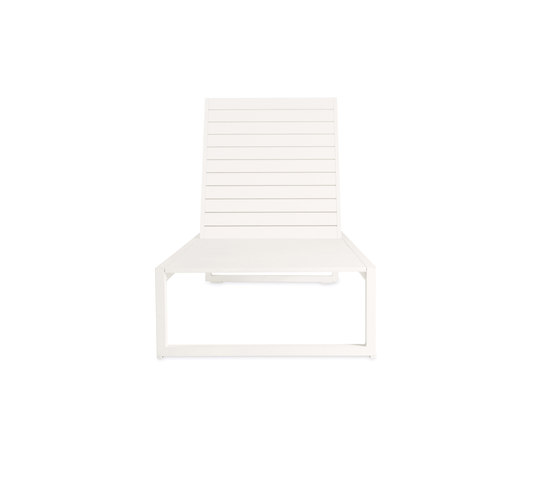 Eos | Sun Lounger di Case Furniture | Lettini giardino