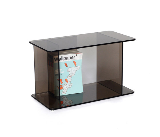Lucent large side table de Case Furniture | Mesas auxiliares