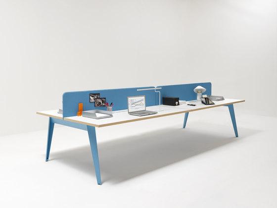 Pigreco von Martex | Tischsysteme