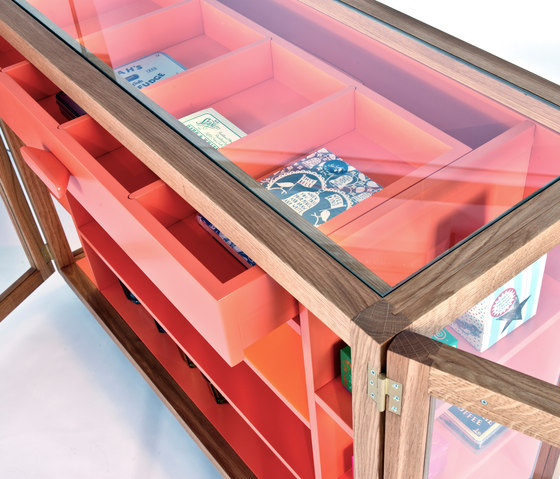 Vitrina small sideboard by Case Furniture | Display cabinets