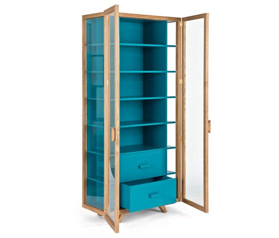 Vitrina tall cabinet di Case Furniture | Vetrinette