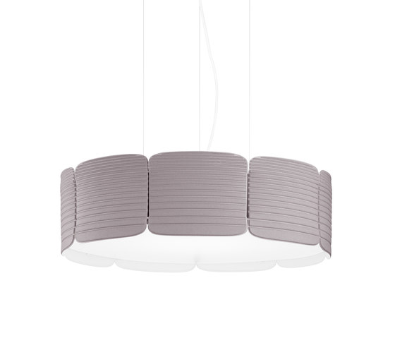 Stampa 800 pendant by ZERO | Suspended lights