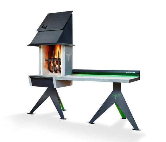 L3 de Kaufmann Green | Barbecues