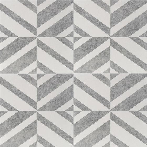 Cementine Comp-Optical by Valmori Ceramica Design   Ceramic tiles
