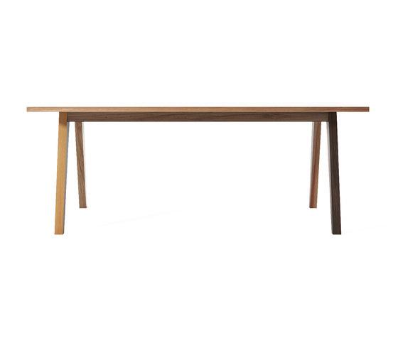 Brooklyn DINING TABLE de Karpenter | Mesas comedor