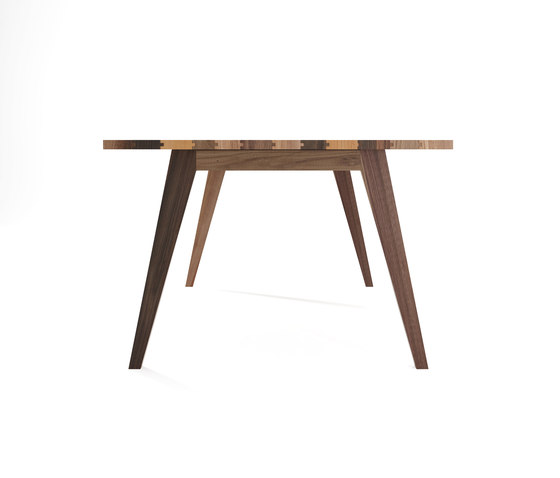 Brooklyn DINING TABLE by Karpenter | Dining tables