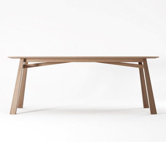 Carpenter RECTANGULAR DINING TABLE de Karpenter | Mesas comedor