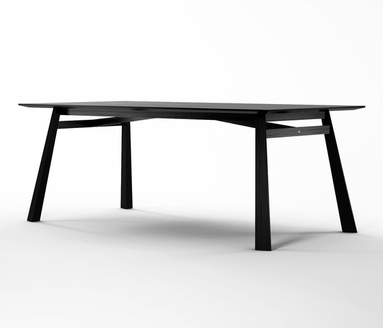 Carpenter RECTANGULAR DINING TABLE di Karpenter   Tavoli pranzo