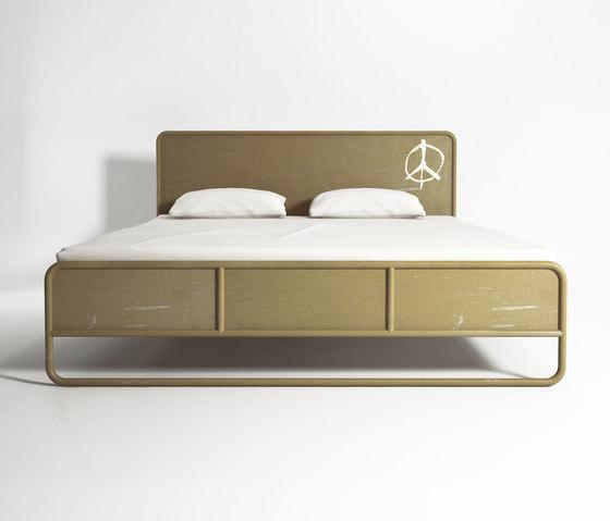 Deserter BED QUEEN SIZE de Karpenter | Lits doubles