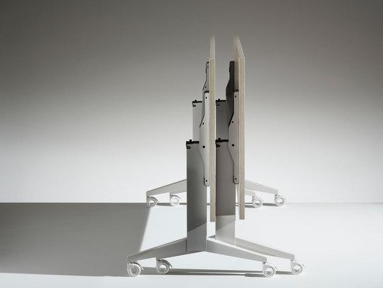 Flip folding table de Lamm | Mesas contract