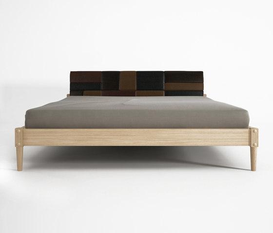 Katchwork QUEEN SIZE BED de Karpenter | Camas