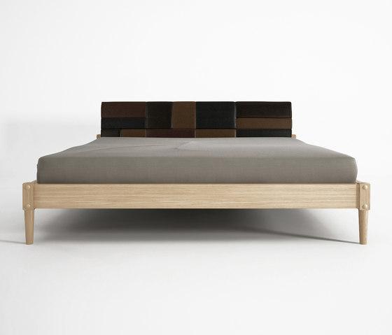 Katchwork KING SIZE BED de Karpenter   Lits