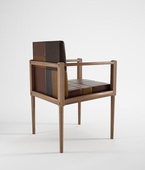 Katchwork ARM CHAIR de Karpenter   Chaises