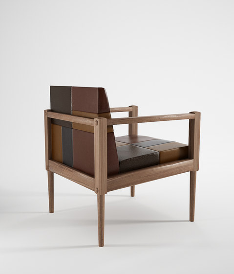 Katchwork LAZY CHAIR de Karpenter | Sillones