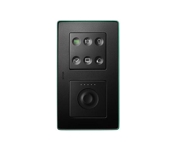 Sense | KNX Switch Control Interface 6B by Simon | KNX-Systems