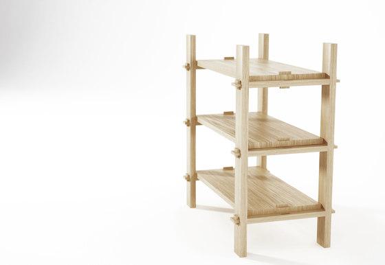 Ludik RACK H1 di Karpenter | Scaffali
