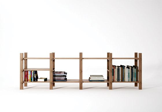 ludik rack h4 regalmodule von karpenter architonic. Black Bedroom Furniture Sets. Home Design Ideas