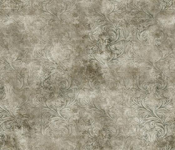 Ancient Melody di Inkiostro Bianco | Carta parati / tappezzeria