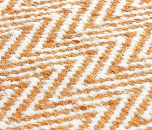 NeWave Vol. I multi orange by Miinu | Rugs