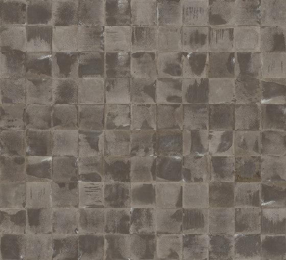 Burnt di Inkiostro Bianco | Carta parati / tappezzeria